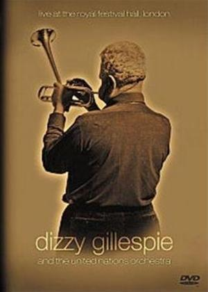 Rent Dizzy Gillespie: Live at the Royal Festival Hall Online DVD Rental