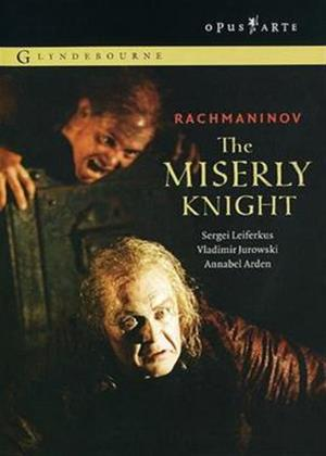 Rent Rachmaninov: The Miserly Knight Online DVD Rental