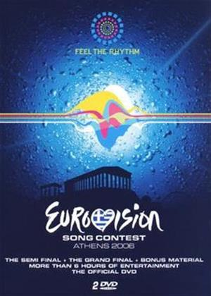 Rent Eurovision Song Contest 2006: Athens Online DVD Rental