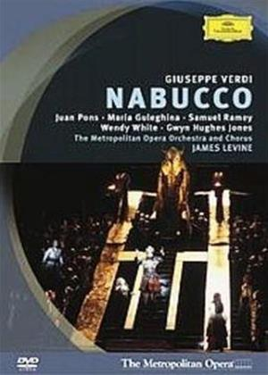 Verdi: Nabucco: Metropolitan Opera Online DVD Rental
