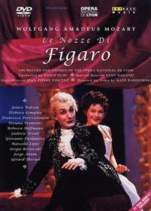 Rent Mozart: Le Nozze Di Figaro: Giovanni Furlanetto Online DVD Rental