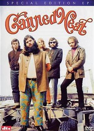 Canned Heat: Canned Heat EP Online DVD Rental