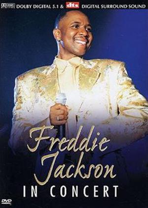 Rent Freddie Jackson: The Jazz Channel Presents Online DVD Rental