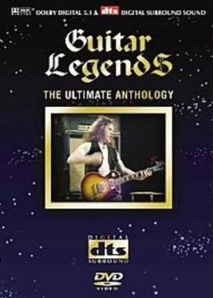 Rent Guitar Legends: The Ultimate Anthology Online DVD Rental