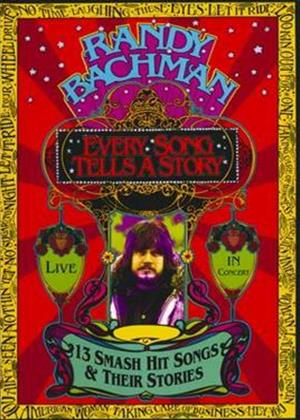 Randy Bachman: Every Song Tells a Story: Live in Concert Online DVD Rental