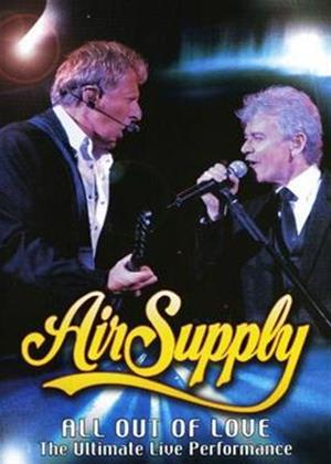 Air Supply: All Out of Love: The Ultimate Performance Online DVD Rental