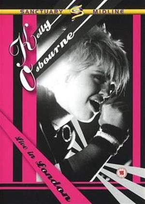 Kelly Osbourne: Live at the Electric Ballroom Online DVD Rental
