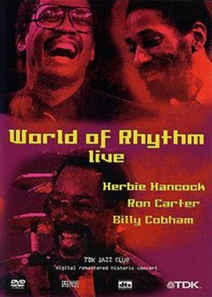Rent World of Rhythm: Live Online DVD Rental