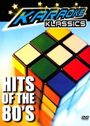 Karaoke Klassics: Hits of the 80's Online DVD Rental
