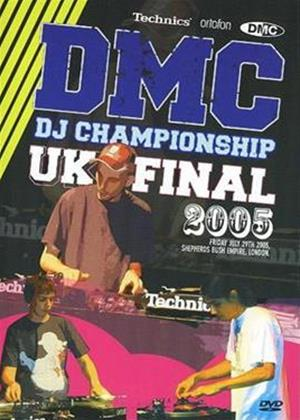 DMC DJ Championship UK Final 2005 Online DVD Rental