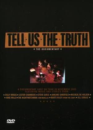 Tell Us The Truth: The Live Concert Recording Online DVD Rental