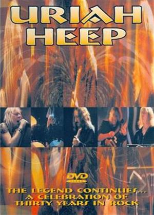Rent Uriah Heep: The Legend Continues. Online DVD Rental