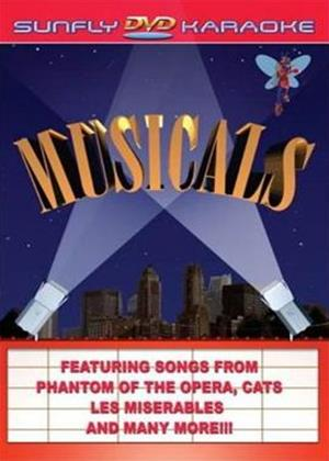 Rent Karaoke Musicals: Vol.2 Online DVD Rental