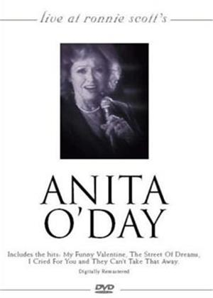Anita O'Day: Live at Ronnie Scott's Online DVD Rental