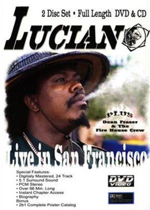 Luciano: Live in San Francisco Online DVD Rental