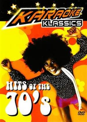Karaoke Klassics: Hits of the 70's Online DVD Rental