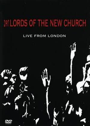 Rent The Lords of the New Church: Live from London Online DVD Rental