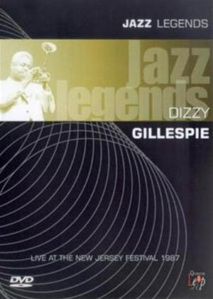 Jazz Legends: Dizzy Gillespie Online DVD Rental