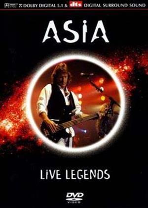 Rent Asia: Live Legends Online DVD Rental