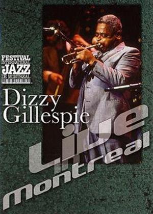 Rent Dizzy Gillespie: Live in Montreal Online DVD Rental