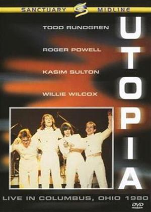 Utopia and Todd Rundgren: Live in Columbus, Ohio Online DVD Rental