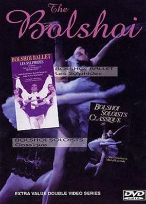 Rent The Bolshoi: Les Sylphides / Soloists Classique (aka The Bolshoi Ballet: Les Sylphides / Soloists Classique) Online DVD Rental