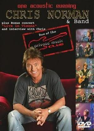 Rent Chris Norman and Band: One Acoustic Evening Online DVD Rental