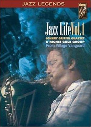 Jazz Life: Vol.1: Johnny Griffin Quartet/Richie Cole Group Online DVD Rental
