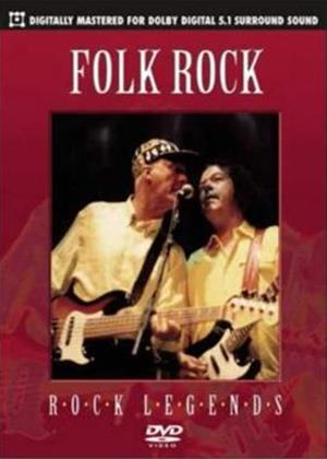 Folk Rock: Rock Legends Online DVD Rental
