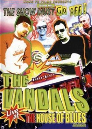 The Vandals: Live at the House of Blues Online DVD Rental