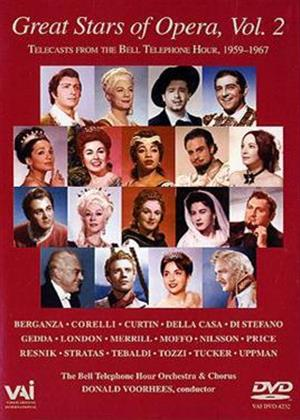 Great Stars of Opera: Vol.2 Online DVD Rental