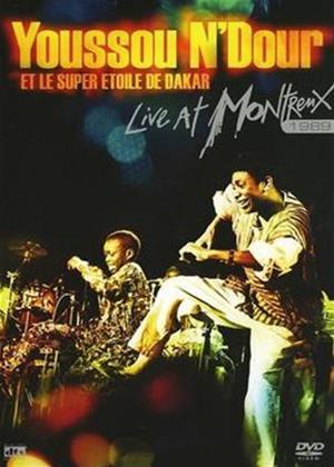 Youssou N'Dour: Live at Montreux Online DVD Rental