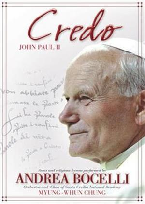Pope John Paul II: Credo Online DVD Rental