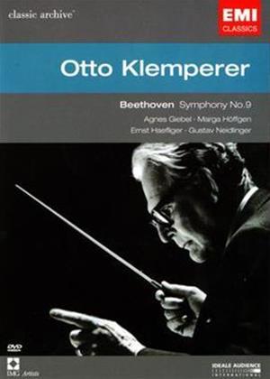 Rent Beethoven: Symphonies No.9: Otto Klemperer Online DVD Rental