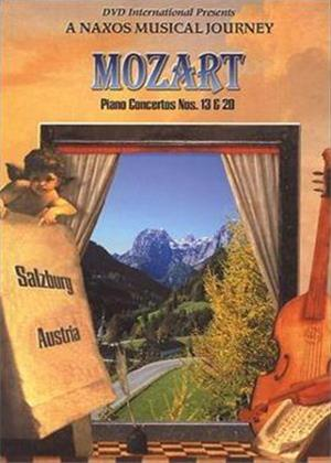 Rent Mozart: Piano Concerto No 13 K 415 and No 20 K 466 Online DVD Rental