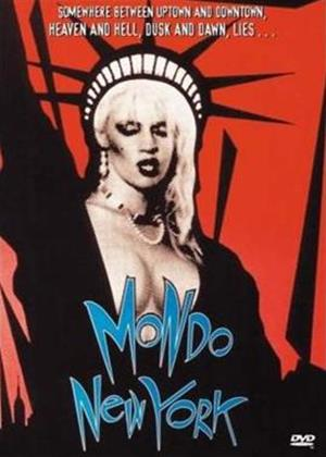 Rent Mondo New York Online DVD Rental