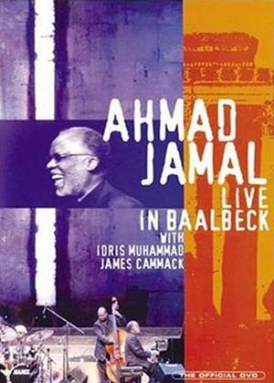 Ahmad Jamal: Live in Baalbeck Online DVD Rental