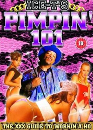 Rent Ice-T: Pimpin' 101 Online DVD Rental