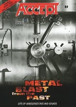 Accept: Metal Blast from the Past Online DVD Rental