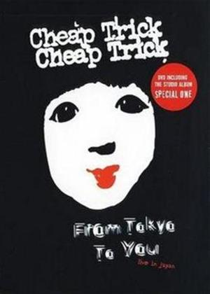 Cheap Trick: From Tokyo to You Online DVD Rental