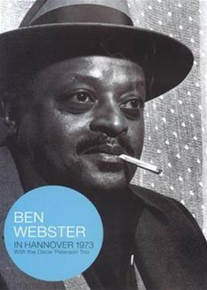 Ben Webster: In Hanover Online DVD Rental