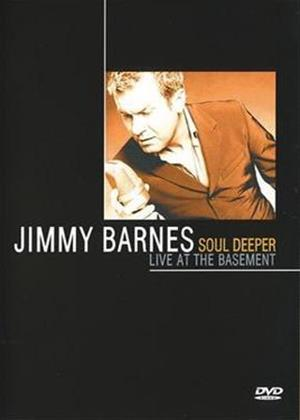 Jimmy Barnes: Soul Deeper, Live at the Basement Online DVD Rental
