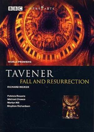Tavener: Fall and Resurrection Online DVD Rental