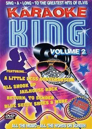 Karaoke King: Vol.2 Online DVD Rental