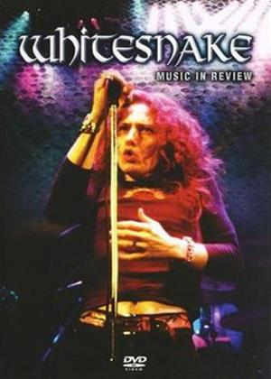 Rent Whitesnake: The Ultimate Review Online DVD Rental