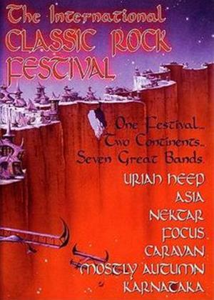 Rent International Classic Rock Festival Online DVD Rental