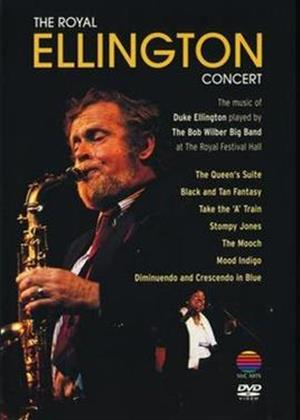 The Bob Wilder Big Band: The Royal Ellington Concert Online DVD Rental