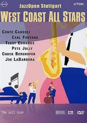 Rent West Coast All Stars Online DVD Rental