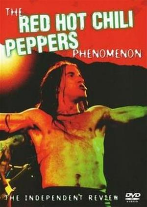 Rent The Red Hot Chili Peppers Phenomenon Online DVD Rental