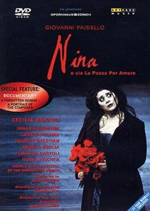 Nina: Paisiello Online DVD Rental